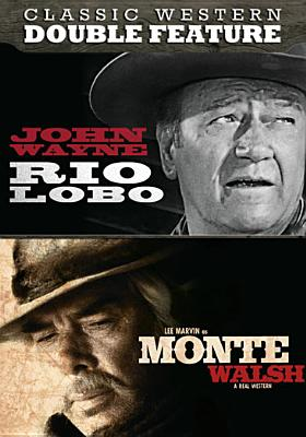 RIO LOBO/MONTE WALSH BY WAYNE,JOHN (DVD)