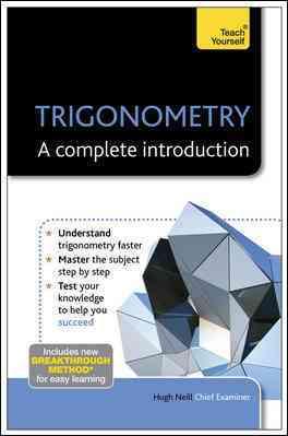 Trigonometry By Neill, Hugh